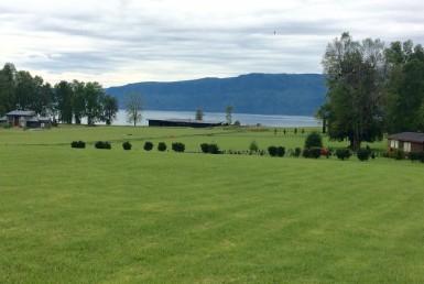 vende terreno condominio canto del lago