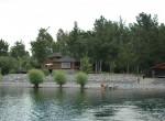 pucon arriendo csa orilla de lago