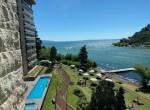 Pucon arriendo departamento orilla de lago condominio Parque Pinares, orilla de lago, 4 dormitorios, 3 baños