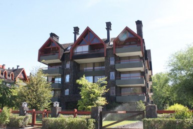 Arriendo año corrido departamento en edificio los cerros, 4 dormitorios, 2 baños, 2 estacionamientos, calefacción central